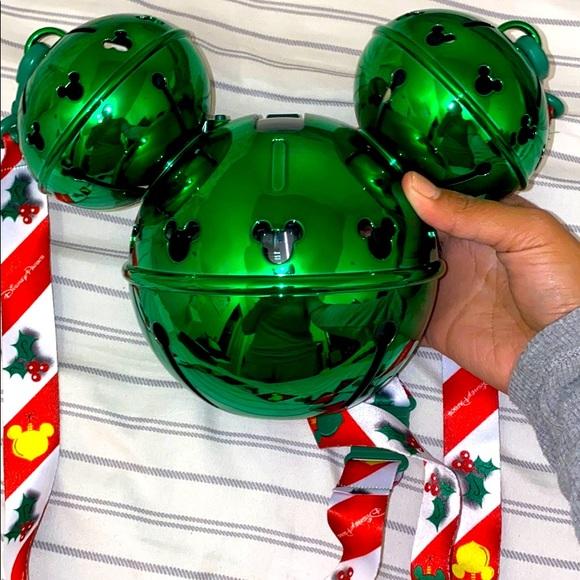 Mickey Jingle Bells Cup